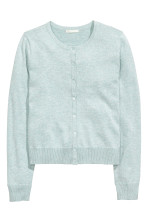Light mint green marl