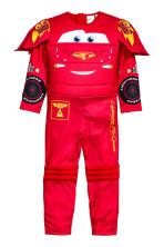 Superhero costume - Red/Cars -  | H&M 3