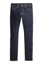 Skinny Low Jeans - Blu denim scuro - UOMO | H&M IT 2
