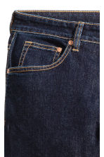Skinny Low Jeans - Dark denim blue - Men | H&M CN 4