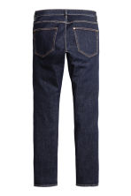 Skinny Low Jeans - Dark denim blue - Men | H&M CN 3