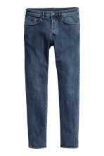 Skinny Low Jeans - Dark blue washed out - Men | H&M 2