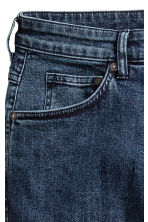 Skinny Low Jeans - Dark blue washed out - Men | H&M 4