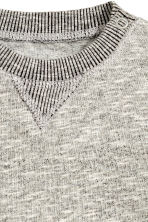 Sweatshirt - Grey marl - Kids | H&M CN 2