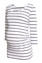 MAMA Jersey top - null -  | H&M CN 2