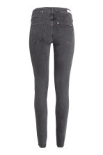 Super Skinny Low Jeans - Dark grey denim - Ladies | H&M 3