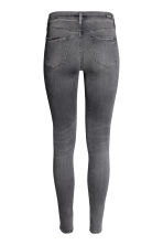Shaping Skinny Regular Jeans - Dark grey denim - Ladies | H&M 3