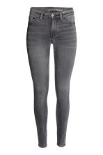 Shaping Skinny Regular Jeans - Dark grey denim - Ladies | H&M 2