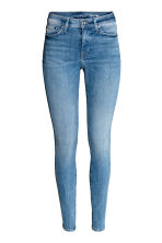 Shaping Skinny Regular Jeans - Denimblauw -  | H&M BE 2