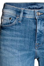 Shaping Skinny Regular Jeans - Denimblauw -  | H&M BE 4