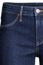 Skinny Regular Ankle Jeans - 深牛仔蓝 - Ladies | H&M CN 6