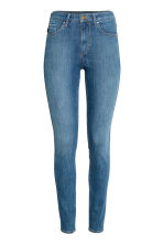 Skinny High Jeans - Denim blue - Ladies | H&M 1