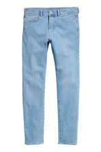 Slim Low Jeans - Light denim blue - Men | H&M CN 2