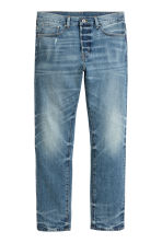 Straight Jeans - Denim blue - Men | H&M 2