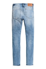 360° Tech Stretch Skinny Jeans - Light denim blue - Men | H&M CA 5