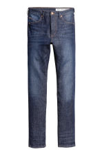 360° Tech Stretch Skinny Jeans - Dark denim blue - Men | H&M CA 3