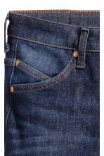 360° Tech Stretch Skinny Jeans - Dark denim blue - Men | H&M 4