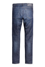 360° Tech Stretch Skinny Jeans - Dark denim blue - Men | H&M CA 4