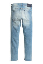 Tech Stretch Slim Low Jeans - Light denim blue - Men | H&M 3