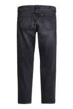 Slim Regular Tapered Jeans - Black washed out - Men | H&M 3