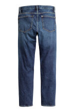 Slim Regular Tapered Jeans - Dark denim blue - Men | H&M 3