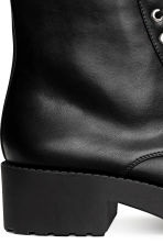 Ankle boots - Black - Ladies | H&M GB 6