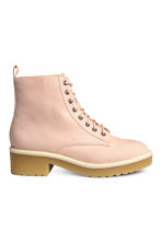 Ankle boots - Pink - Ladies | H&M CN 1