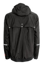 Running jacket - Black/Red - Men | H&M 3