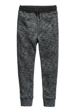 Joggers - Nero mélange -  | H&M IT 2