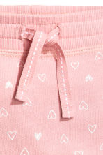 Joggers - Rosa/cuore -  | H&M IT 2