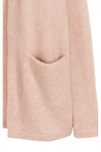 Cardigan in misto mohair - Cipria -  | H&M IT 3