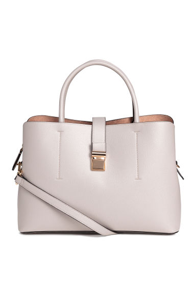 Handbag - Light grey - Ladies | H&M GB 1