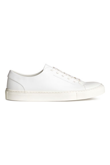 Baskets - Blanc -  | H&M FR 1
