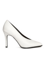 Court shoes - White - Ladies | H&M CN 2