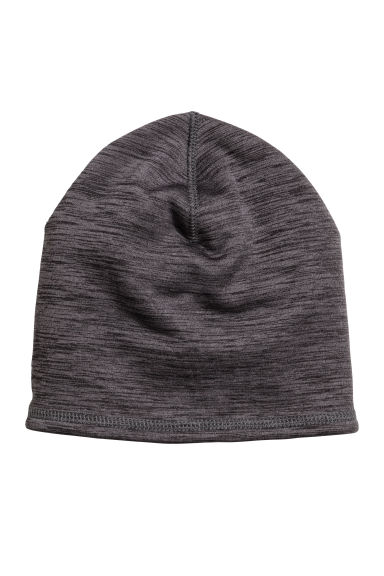 Running hat - Dark grey marl - Ladies | H&M