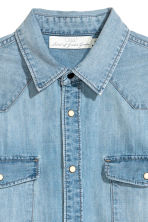Denim shirt - null - Men | H&M CN 3