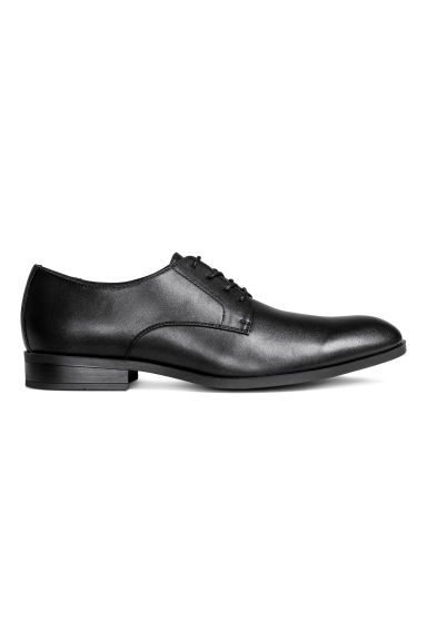 Derby shoes - Black - Men | H&M 1