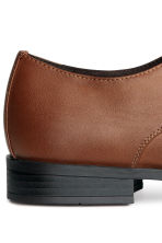 Derby shoes - Cognac brown - Men | H&M 4