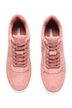 Trainers - Powder pink - Ladies | H&M 3