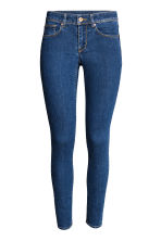 Super Skinny Regular Jeans - Dark denim blue - Ladies | H&M CA 2