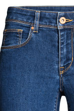 Super Skinny Regular Jeans - Dark denim blue - Ladies | H&M CN 5