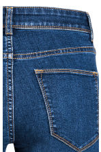 Super Skinny Regular Jeans - Dark denim blue - Ladies | H&M 4