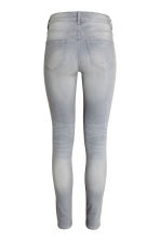 Super Skinny Regular Jeans - Grey - Ladies | H&M CN 3