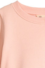 Sweat - Rose poudré -  | H&M FR 3