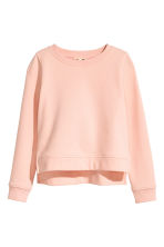 Sweat - Rose poudré -  | H&M FR 2