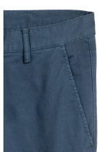 Chinos Skinny fit - Navy blue - Men | H&M CN 4