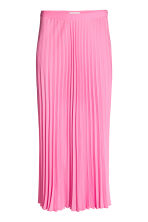 Pleated skirt - Pink - Ladies | H&M 2
