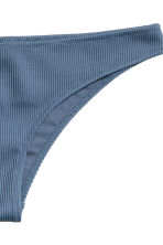 Bikini bottoms - Dark blue - Ladies | H&M 3