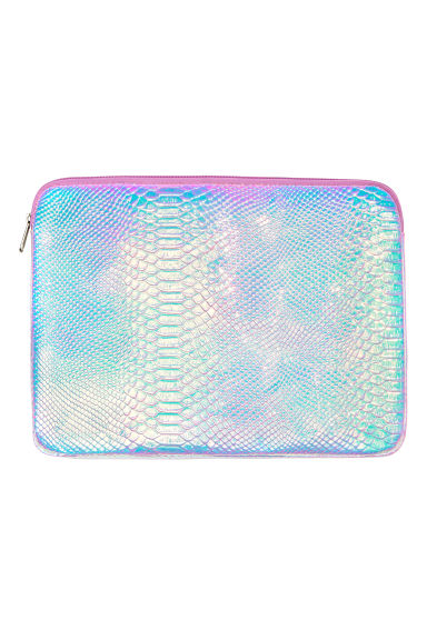 Laptop case - Snakeskin print - Ladies | H&M CN
