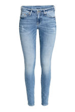 Super Skinny Low Jeans - Bleu denim clair -  | H&M FR 2